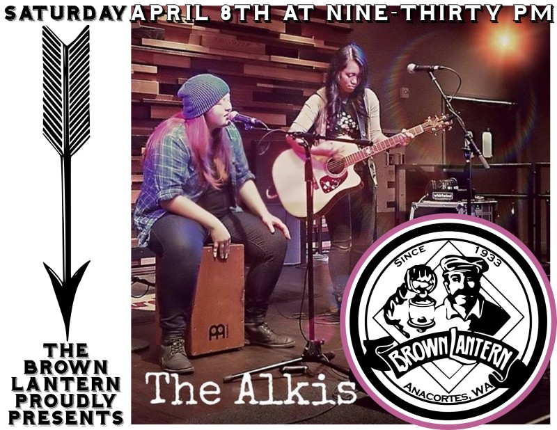 The Alkis, Saturday, July 2nd, 9:30pm