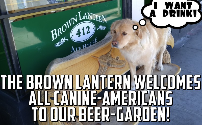 The Brown Lantern, Serving Anacortes Since 1933