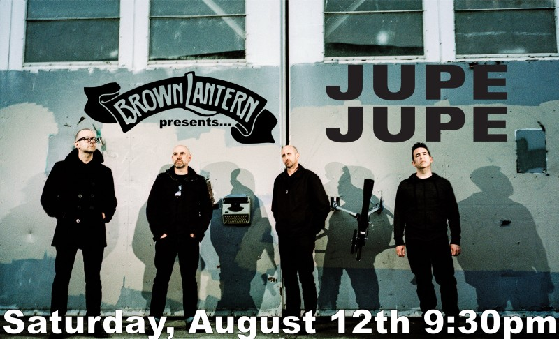 Jupe Jupe, Saturday, August 12th, 2017 @ 9:30pm