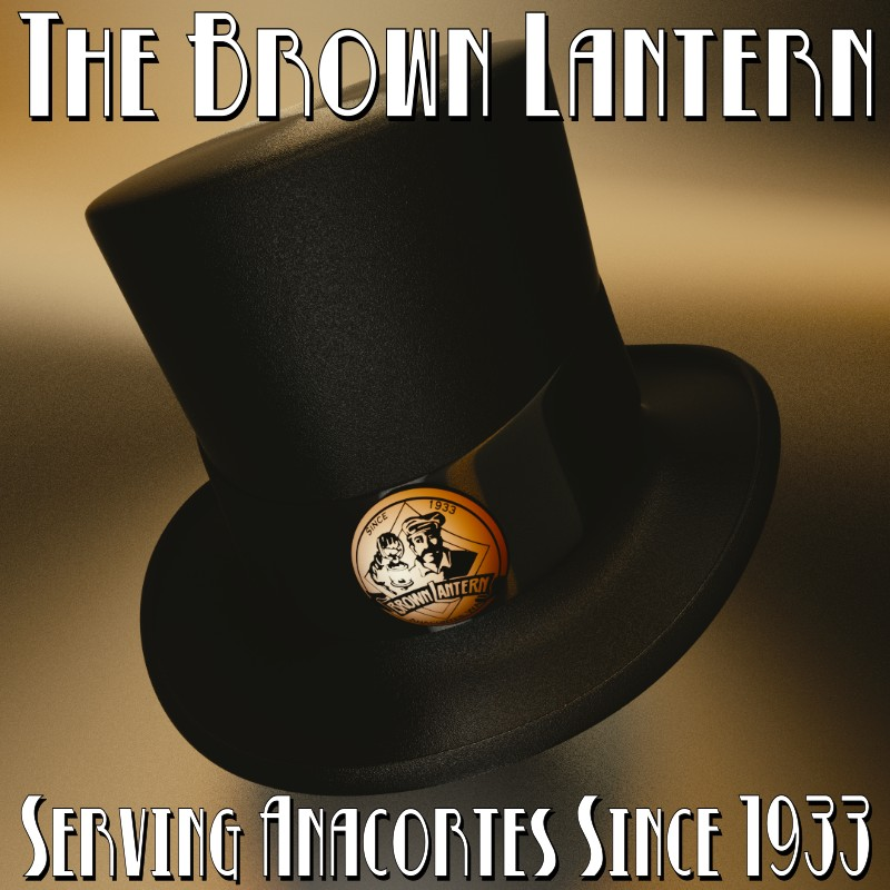 The Brown Lantern....Serving Anacortes Since 1933